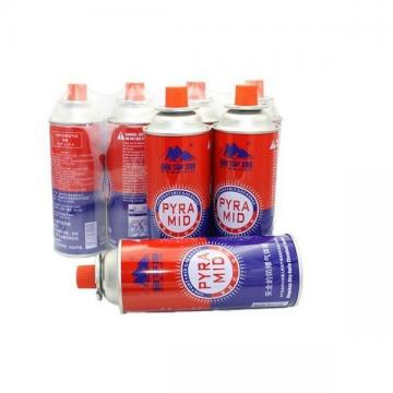 Wholesale empty aerosol gas cans for filling butane