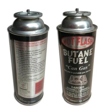 190gr for camping stove Aerosol tin can for butane gas