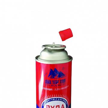 Hurricane camping Empty aerosol gas cans for filling butane
